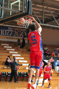 central coast crusaders, basketball, dunk injury, knee pain, ankle sprain, matt cranney, waves basketball, rebels, terrigal, tuggerah