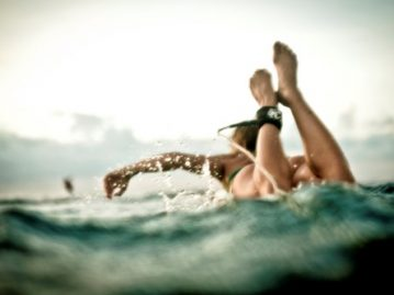 Surfing injuries Central Coast Physio massage Coast Sport Tuggerah