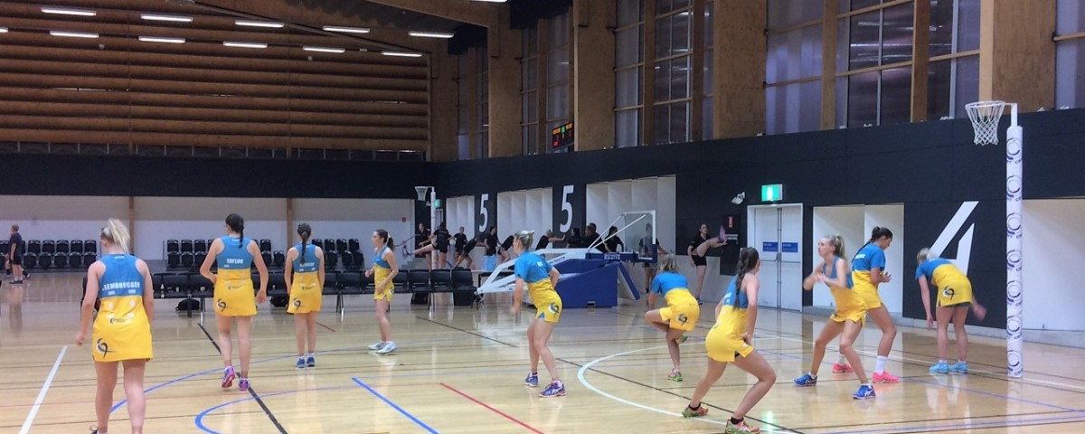 netball warmup, injury prevention, coast sport, CCH